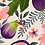 Thumbnail: Amethyst Garden by Melissa Lowry for Clothworks