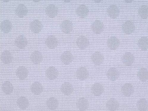 Simply Neutral Grey polka Dots by Northcott