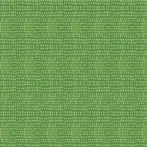 Seeds Green by Cori Dantini for Blend Fabrics