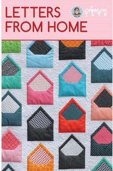 Letters From Home by Crimson Tate