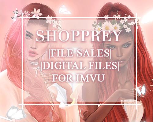 ShopPrey | IMVU Texture Files | Meshes, Textures, Baby Hair