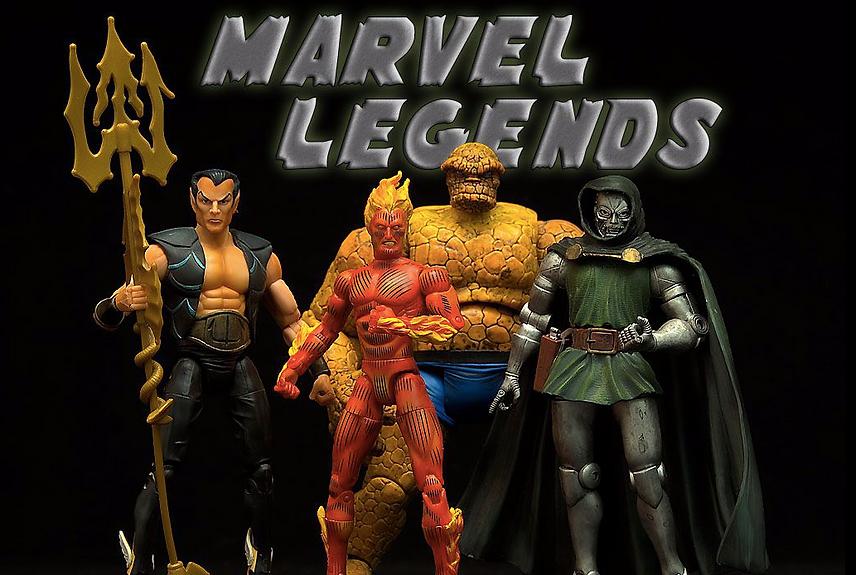 Marvel Legends Series 2