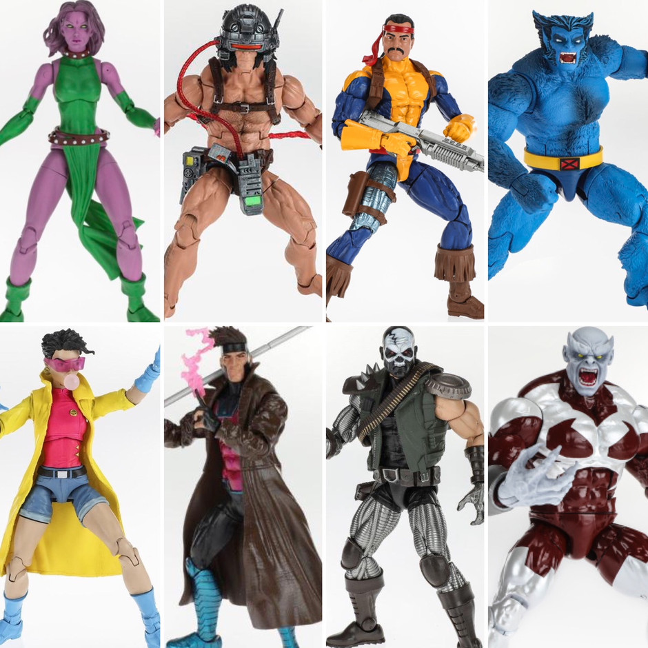 What a year for X-Men Legends