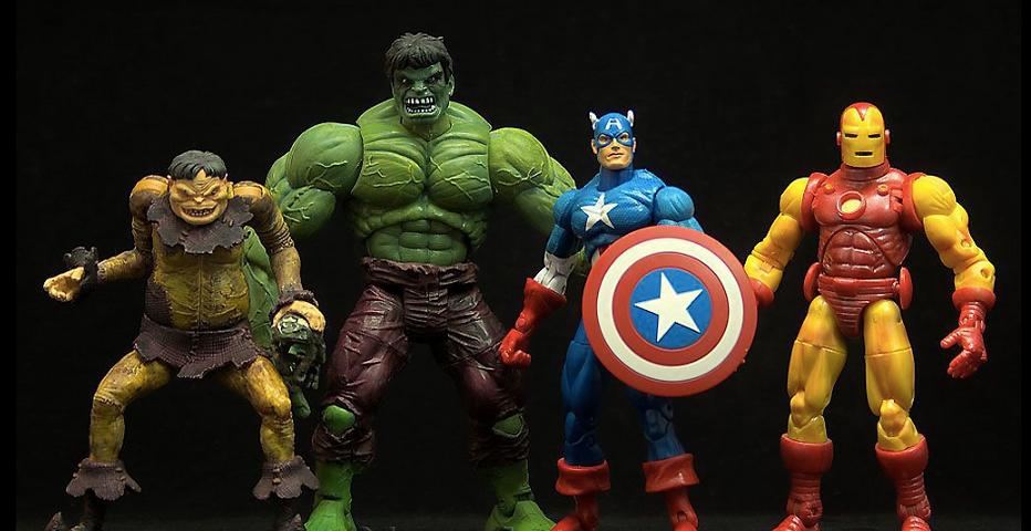 Marvel Legends Series 1