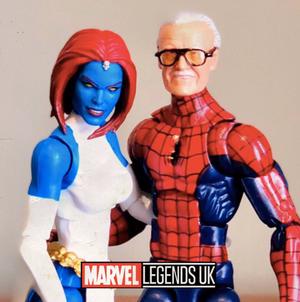 Marvel Legends Mystique Figure Review