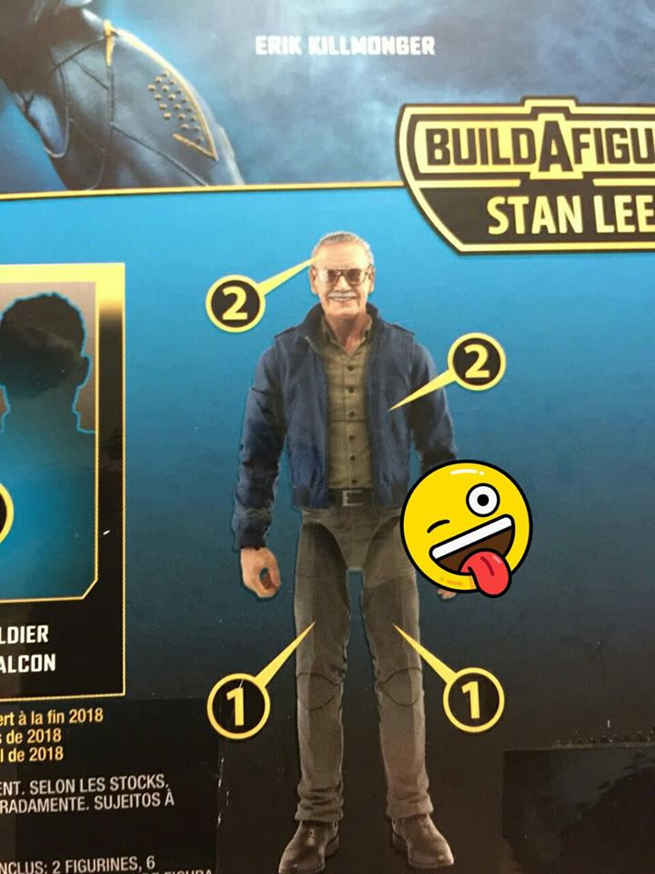 Marvel Legends Stan Lee