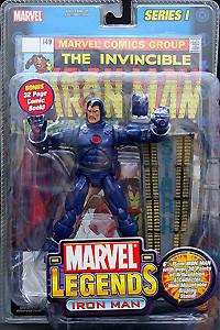 Stealth Suit Iron Man