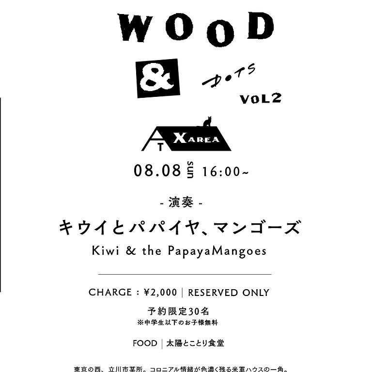 Tiny Wood @立川米軍ハウス