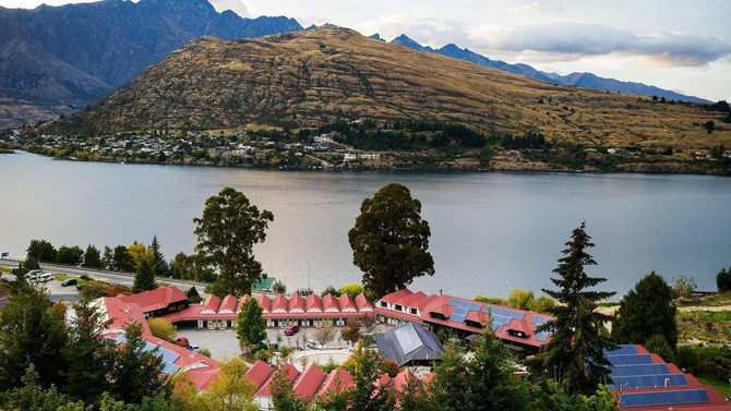 Earth Day: the world's top 10 sustainable hotels