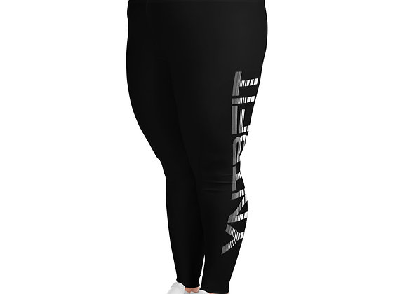 Plus Size LOGO Leggings