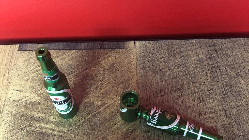 Lg/Sm metal bottle pipe