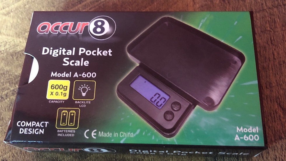 Accur8 scale (.1)
