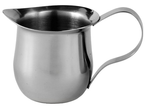 UIBC-3 S/S 3oz Bell Pitcher