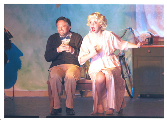 Man in Chair - The Drowsy Chaperone