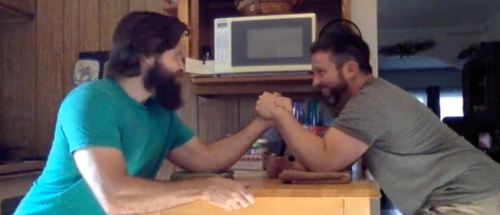 Arm wrestling / AT research