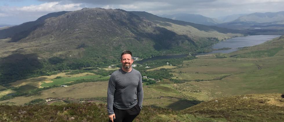 Hiking - Connemara National Park, Ireland
