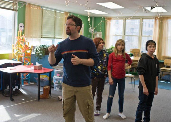 Shakespeare Workshop - Juneau Charter School, AK