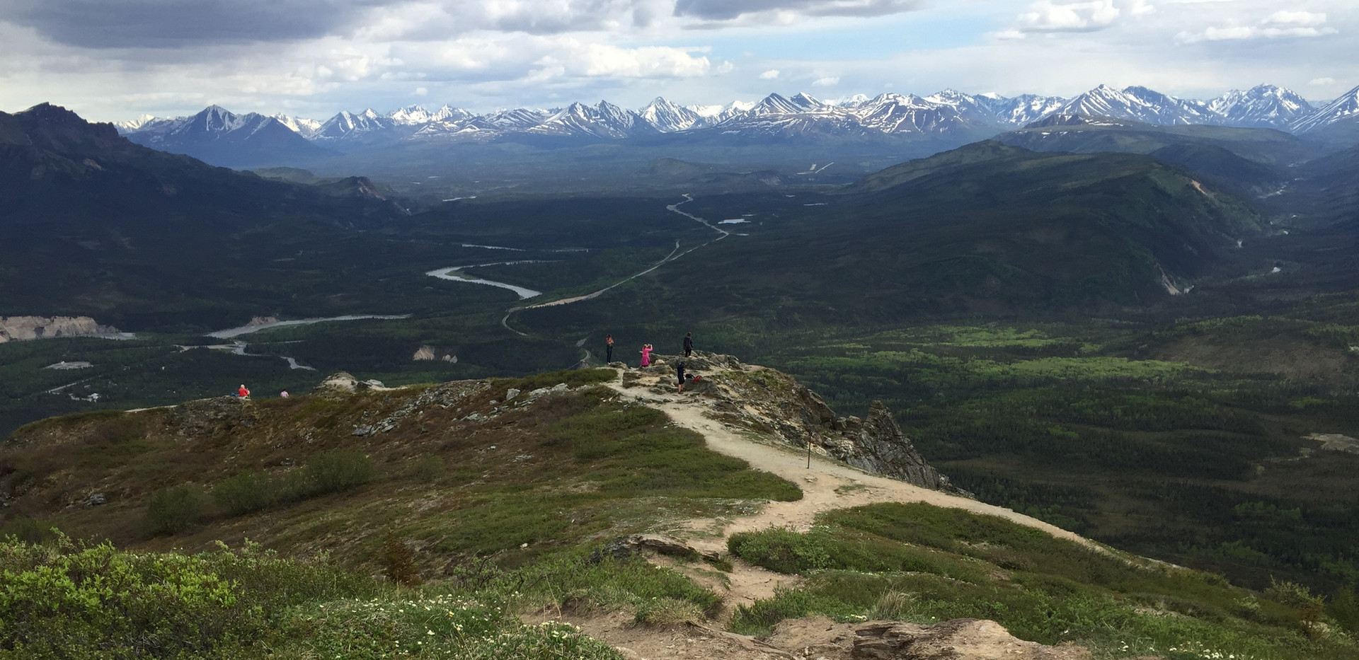 Hiking - Denali National Park, AK