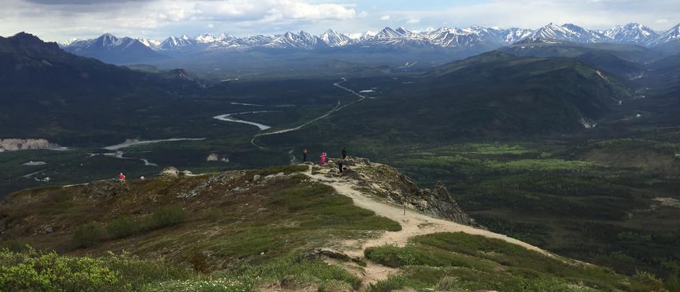 Hiking - Denali National Park, AK