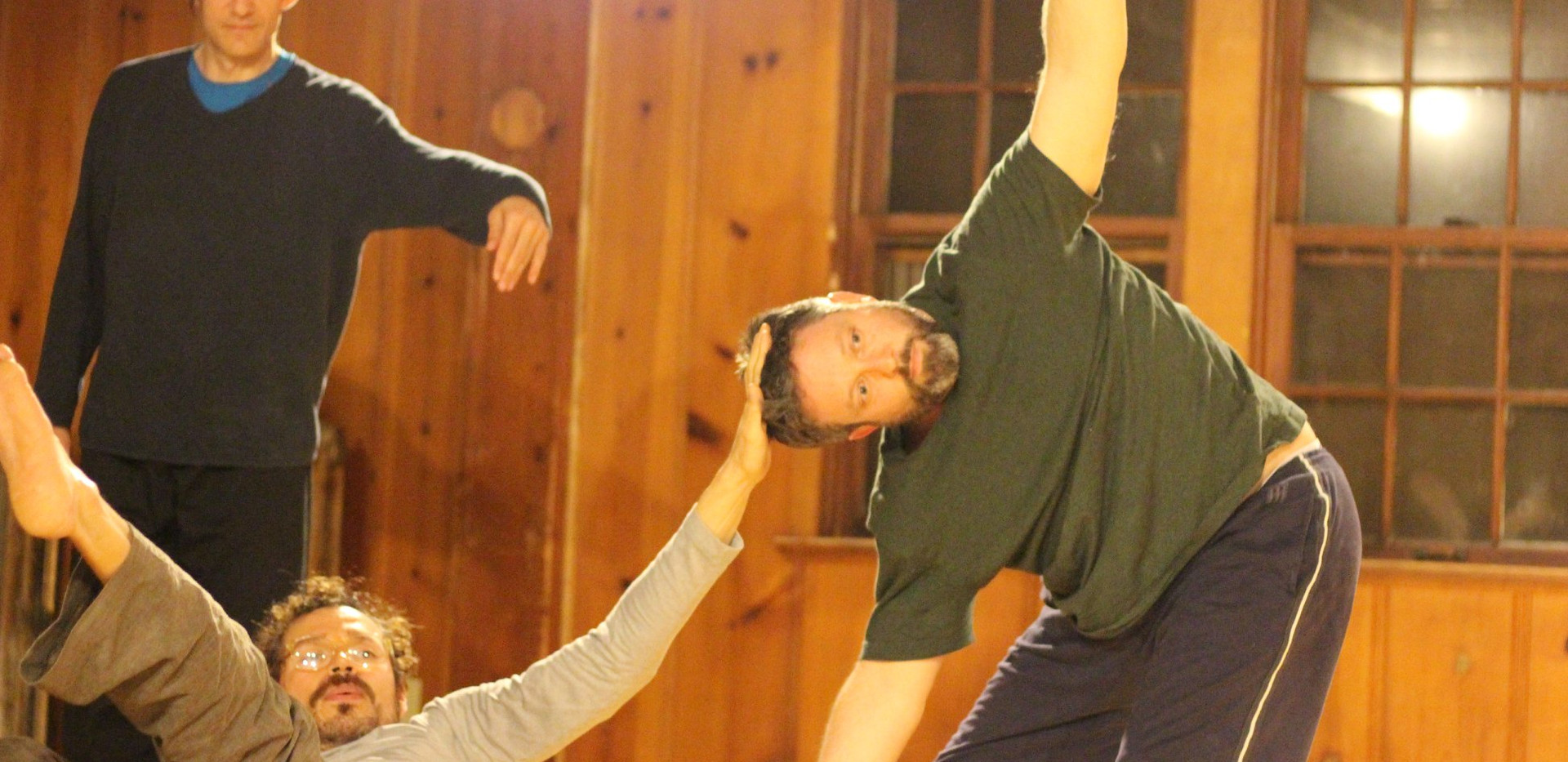 Breitenbush Contact Improvisation Jam - Oregon