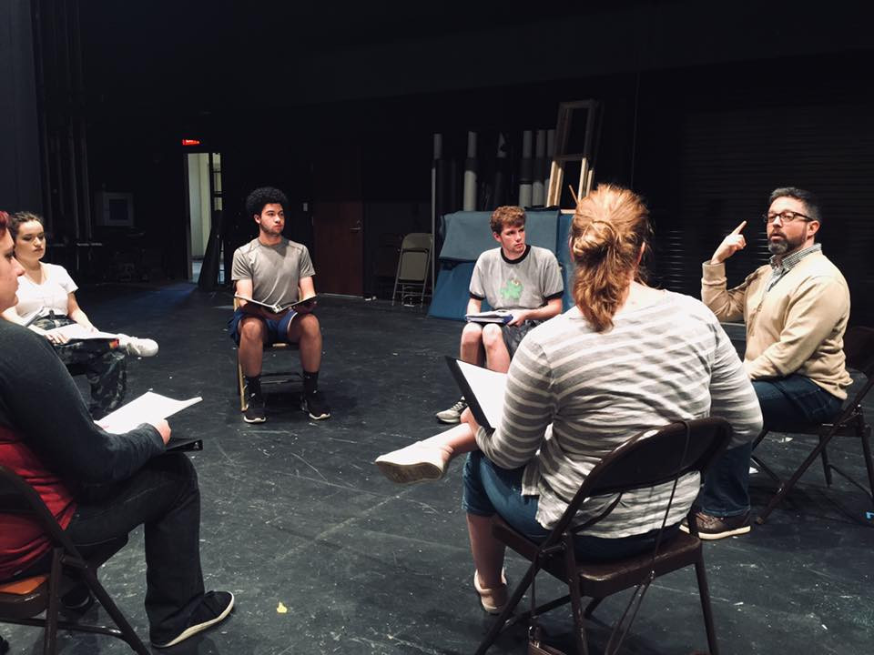 Shakespeare Text Workshop - Rustic Mechanicals High School Apprentices