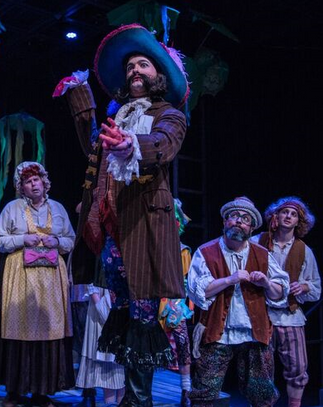 Smee - Peter and the Starcatcher