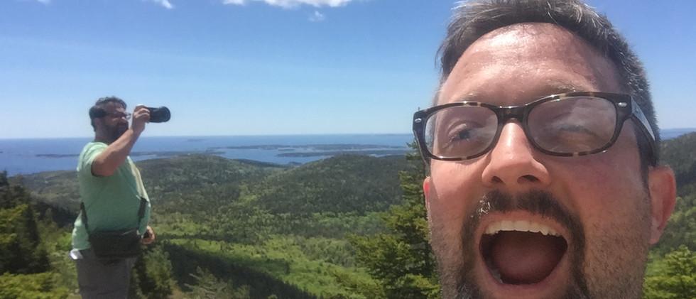 Hiking - Acadia National Park, ME