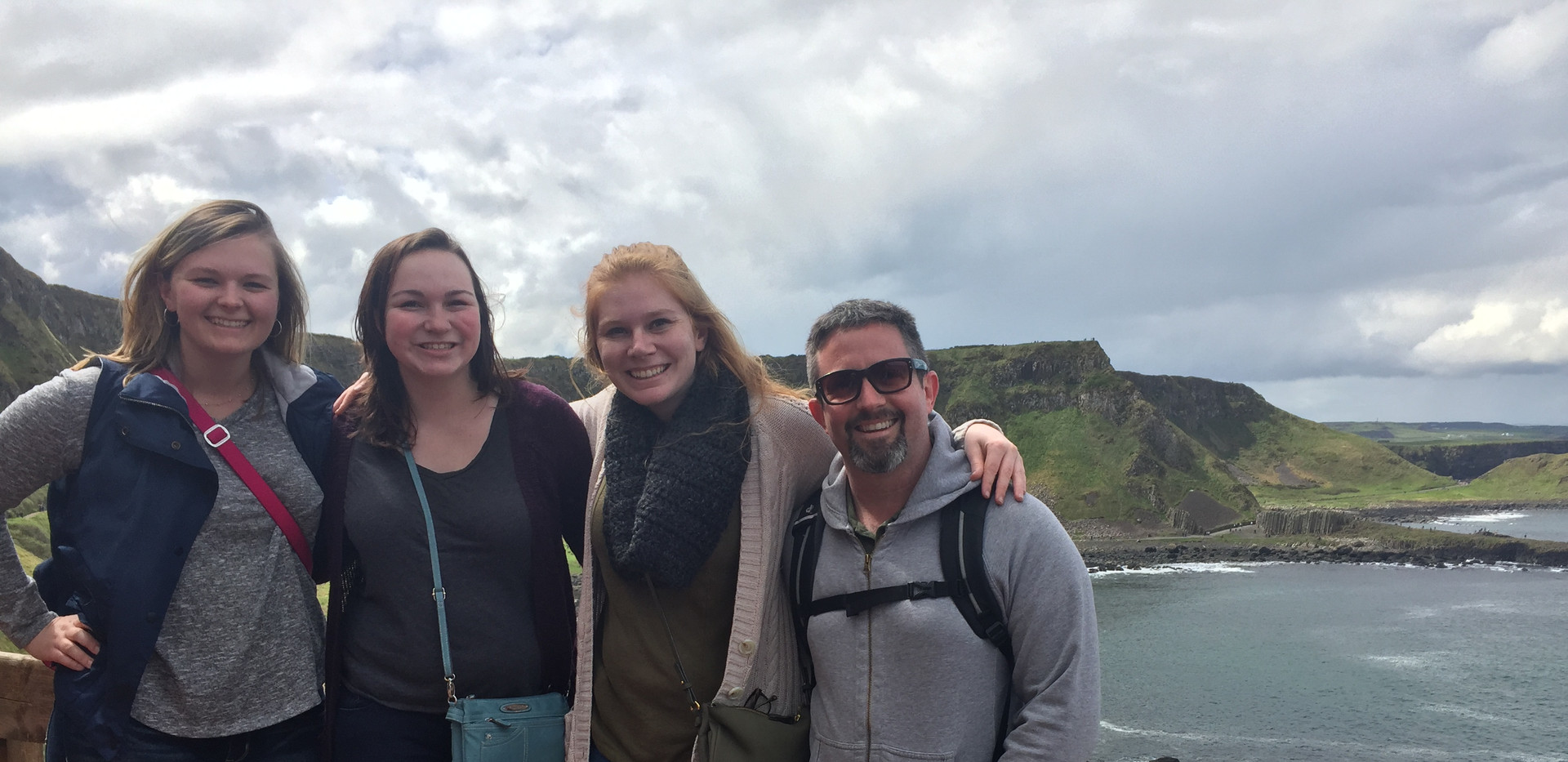 May Term Trip - Cliffs of Moher, Ireland