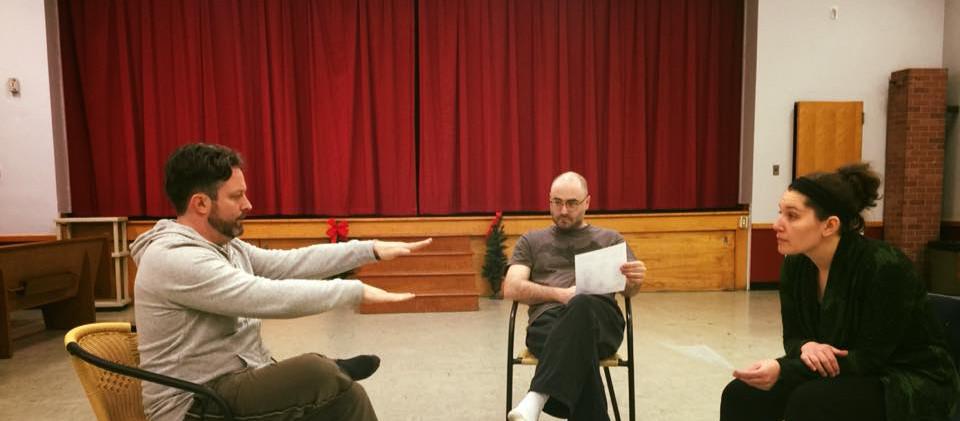 Movement Coaching Richard III, Vintage Theater Company, WV