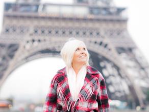 A Girl in Paris!