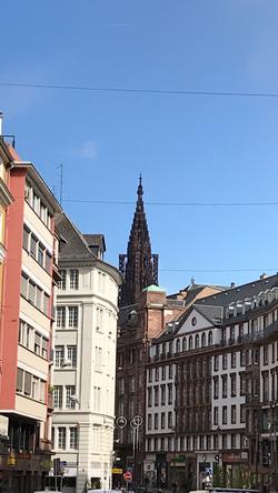 Vue de la cathédrale Notre-Dame