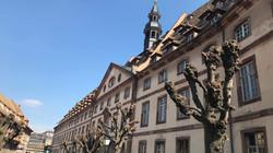 Ancien bâtiment de l'hôpital de Strasbourg