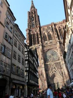 Vue de la Rue mercière