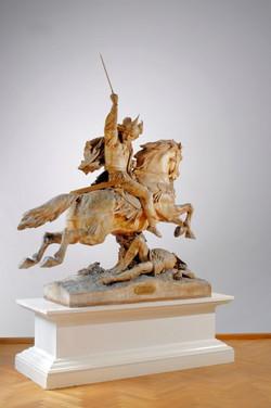 Statue équestre de Vercingetorix