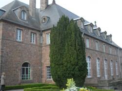 L'abbaye du Mont saint Odile