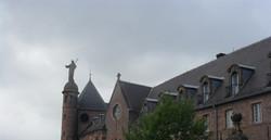 Statue de sainte Odile