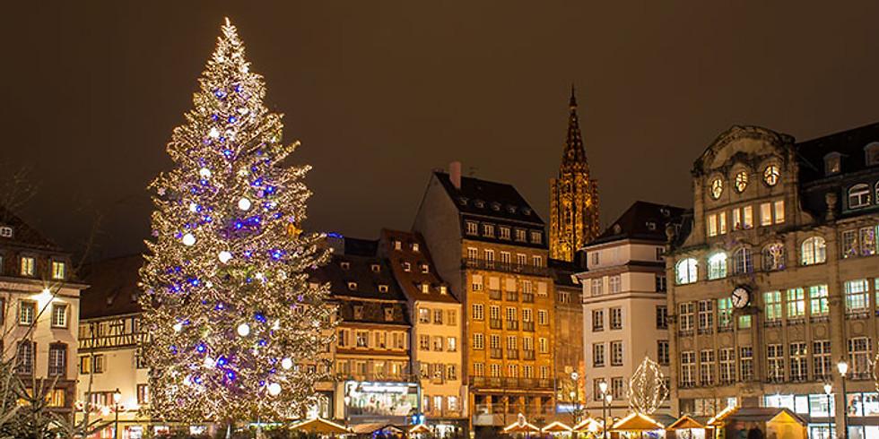 Strasbourg et les marchés de Noel