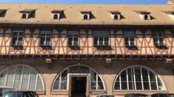 Ancien bâtiment de la pharmacie