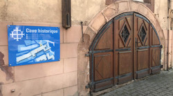 La cave historique de l'Hôpital Civil