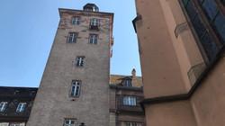 La Tour de la porte de l'hôpital