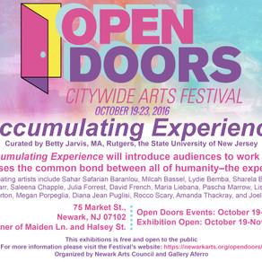 Newark Open Doors Arts Festival