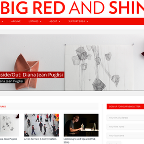 Big Red & Shiny | Artist-in-Residence