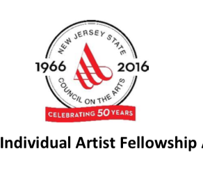 2017 Individual Artist Fellowship Award: New Jersey State Council on the Arts
