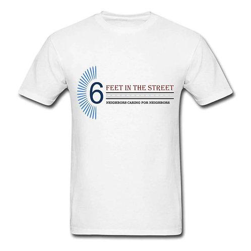 6 Feet in the Street T