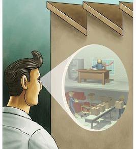 Análise ergonômica do trabalho: visão de raio X
