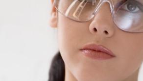 Minuto da Segurança: Óculos de Segurança