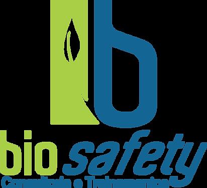 bio safety logomarca