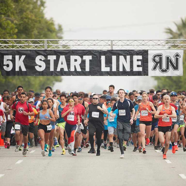 2nd Annual Virtual 5K Race Fundraiser