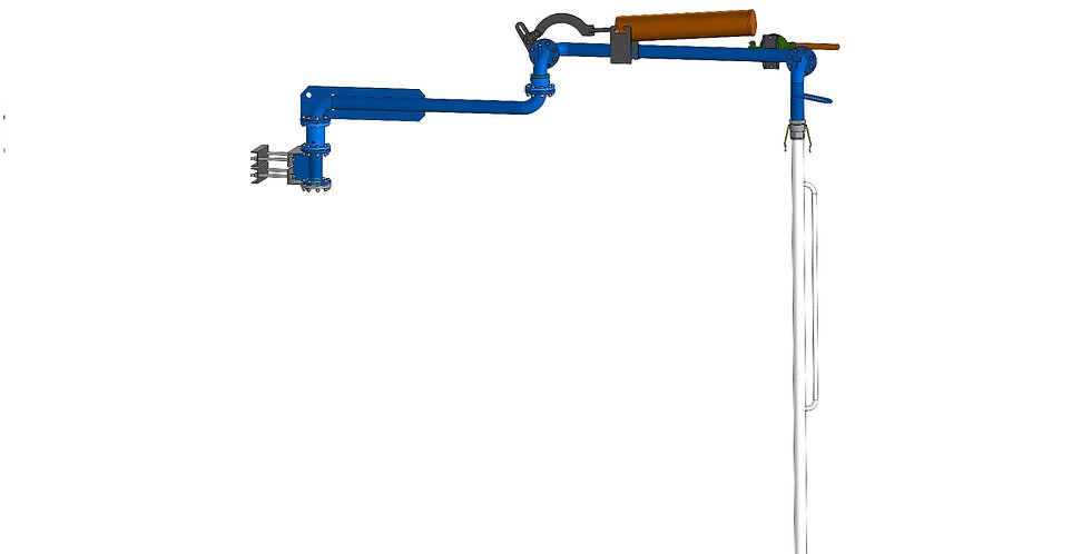 Установка стационарная для верхнего слива из железнодорожных цистерн УПВС-80-С