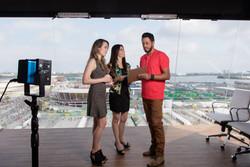 Curso de media em Gold Coast